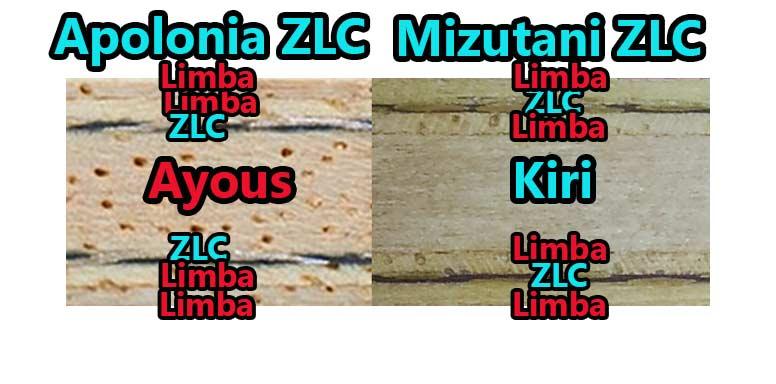 Apolonia ZLC vs Mizutani ZLC