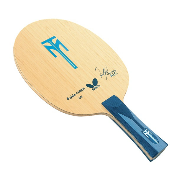 Butterfly Timo Boll ALC - Flared Handle